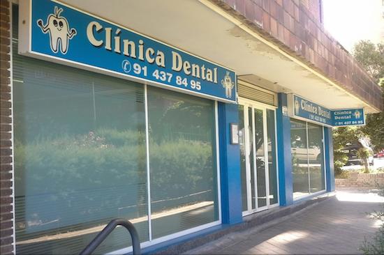 dentista en moratalaz